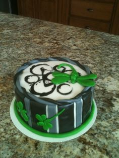 Coheed & Cambria cake my good friend had made (by another friend) for Kevin's birthday in 2012.