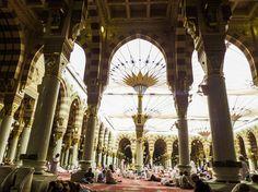 "Masjid al-Nabawi @ Madina al-Munawwarah ""Masjid of the Prophet Muhammad ﷺ"""