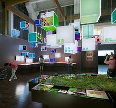 Complexe Environnemental Saint-Michel (CESM), Montréal, Urban Best Practices Area, World Expo 2010, Shanghai