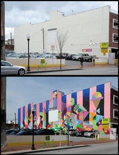 Open Walls Baltimore: Street art to revitalize a neighborhood