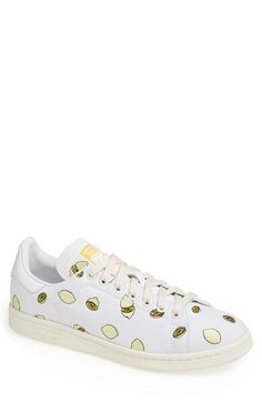 Stan Smith lemonade print sneakers