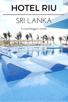 Looking for a five star luxury all-inclusive resort in Sri Lanka? Read a review of the newly opened Hotel RIU. The shores of Ahungalla are waiting for you.