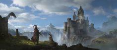 Ascend: Misty Peak by Marco Gorlei