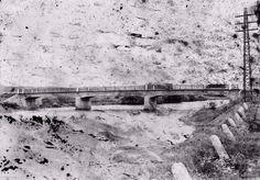 a Zagyva folyó hídja.