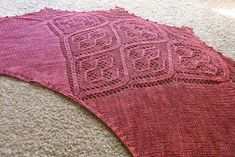 VBM Shawl Collection 3:Precious Stones Currently my third collection includes my Cinnamon Stone Shawl and Pink Topaz Shawl. The third shawl pattern will be out in late February and the final one w…