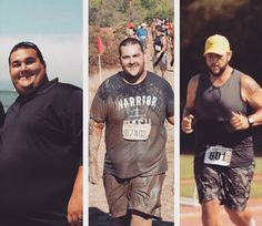 Learn how to lose 100 pounds or more from one man who lost a lot of weight and finished an Iron Man.