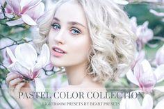 Pastel Colors Lightroom Presets by BeArt-Presets on @creativemarket