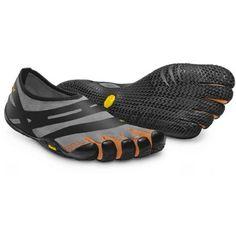 Vibram FiveFingers Mens EL-X Grey-Black-Orange Athletic Shoes Vibram,http://www.amazon.com/dp/B00BCO86B8/ref=cm_sw_r_pi_dp_5Y6UrbBAB06247A6