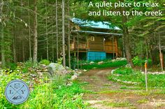 Luxury is …. Relax, Outdoor Structures, Cabin, Rustic, Luxury, Places, Country Primitive, Cabins, Retro