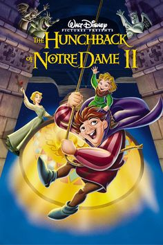 *THE HUNCHBACK OF NOTRE DAME II