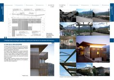 BFA | Ponte, n. 2 - February 2011 Editrice Dei #architecture #mountains #design #interior #contemporary #modern