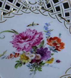 Meissen Antique Bowl 23 cm Knaufzeit**