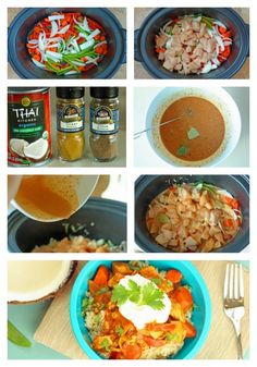 Slow Cooker Coconut Chicken Curry Recipe | Healthy Ideas for Kids