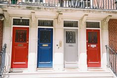 Marylebone doors #1 | Flickr - Photo Sharing!