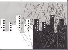 Ersilia City Drawing, Invisible Cities, Sketches, Watercolor, History, Architecture, Drawings, Evie, Thesis