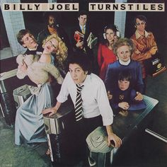 Billy Joel - Turnstiles at Discogs