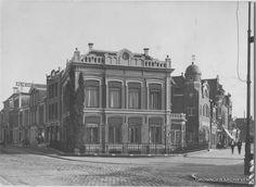 Hoek Eeldersingel / Paterswoldseweg ca 1910