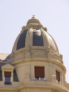 Rehabilitación de cúpula de un edificio emblemático en A Coruña