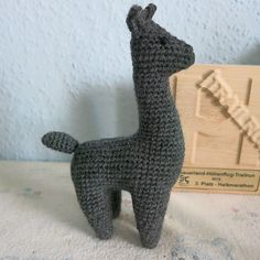 Ravelry: Project Gallery for Lorenzo the Llama Amigurumi pattern by Julie Chen