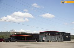 Harley-Davidson Route 66 Steak Roadhouse. BELLEMONT, AZ