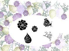 Begonia Majestix Peg Stamp Set Card Io, Begonia, Decorative Plates, Card Making, Tapestry, Kids Rugs, Stamps, Stamp Sets, Home Decor