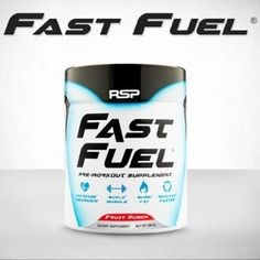 Like if you love #FastFuel, comment below your favorite flavor!  #TeamRSP #FastFuelFriday