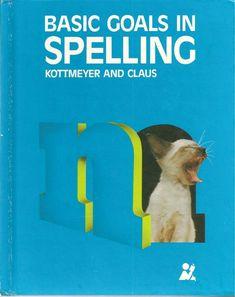 Basic Goals In Spelling