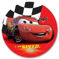 Lightning McQueen From Disney's CARS Chocolate Photo Lollipop Chocograph Disney Cars Birthday, Cars Birthday Parties, Car Pinata, Amelie, Cheap Car Seat Covers, Expensive Car Brands, Cardboard Car, Lightening Mcqueen, Ever After Dolls