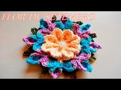 A artesã Didi Melo ensina a confeccionar uma linda flor com Barroco Multicolor.