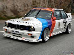 E30 M3 touring car