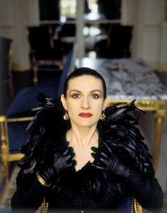 Paloma Picasso: Toni Thorimbert