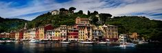 """Portofino, Italy     My guy in Turkey said that when he wins the lotto he's going to take me on a trip to Portofino. Then he proceeded to sing """"I found my love in Portofino"""" : )    #JetsetterCurator"""