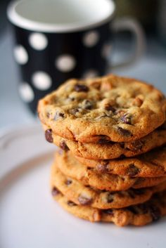 Finnish Recipes, No Bake Cookies, Baking Cookies, Something Sweet, Biscotti, Goodies, Food And Drink, Vegan, Breakfast