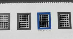 alguna ventana de Goiás Velho