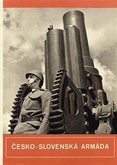 JIRI JENICEK and LADISLAV SUTNAR Cesko-Slovenska Armada. Prague: Neubert for VOK, 1938. Quarto (295 x 210mm). 80 black and white photograp... 900 DOL.