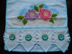 Textiles, Pot Holders, Arts And Crafts, Womens Fashion, Belly Art, Crochet Kitchen, Vintage Crochet, Handmade Flowers, Crochet Edgings