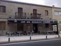 TGM también ha colocado esta capota en el Café-Bar-Restaurante Comareiro .