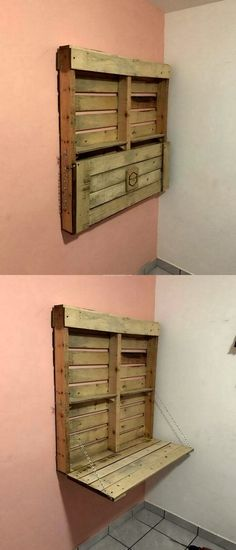 REUSED WOOD PALLET DIY IDEAS FOR YOUR LIVING AREA