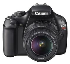 A Canon EOS is on my must have Christmas list! See all the match ups for the best deal!