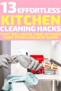 Is your kitchen in need of some serious cleaning? Try these kitchen cleaning hacks that are perfect for the lazy girl and for crazy houses. These tips will make your microwave, stove and cabinet doors sparkling clean and look like new again! Microwave Cleaning Hack, Oven Cleaning, Toilet Cleaning, Cleaning Hacks, Kitchen Cleaning, Clean Stove Burners, Crazy Houses, Shower Cleaner, Diy Organization