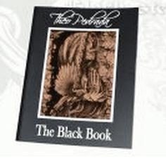 Libros de diseños de tatuajes II: Libro    de Theo Pedrada - The Black Book