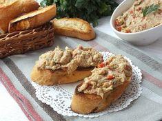 sült paprikás tonhalkrém