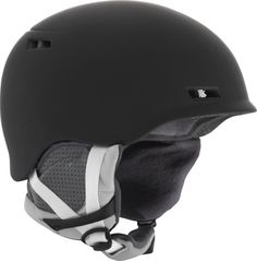 Anon Griffon Women's Ski Helmet / Snowboard Helmet The all new Anon Griffon ski helmet offers simplified style with a skate-inspired look. Strap Stash allows you to comfortably run your goggles strap