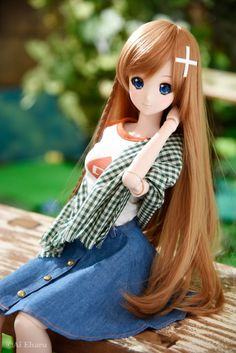 Smart Doll Mirai Suenaga by tomorokoshi