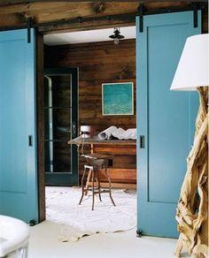 Interior Barn Doors | product design  | product design doors barn doors