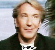 12 Perfect Alan Rickman Quotes to Put A Smile On Your Face - CollegeHumor - Dorkly Post