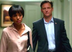 Scandal Olivia Pope and Fitzgerald Grant, The Trail Olivia Pope Wardrobe, Fitzgerald Grant, Olivia And Fitz, Tony Goldwyn, Mr President, Abc Shows, Interracial Love, Hot Couples, Best Shows Ever