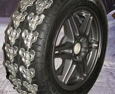 New snow chains