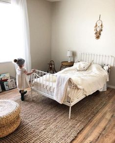 Sweet Vintage Bedroom Ideas to Make Full Happy Childhood - Kolega Space - Furniture