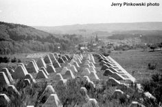 Photos by S/Sgt. Jerry Pinkowski of the Ordnance Depot Company of The Siegfried Line in Siegfried Line, Dragon's Teeth, Lost Images, My War, Last Stand, Military Photos, Fortification, Shelters, World War Ii